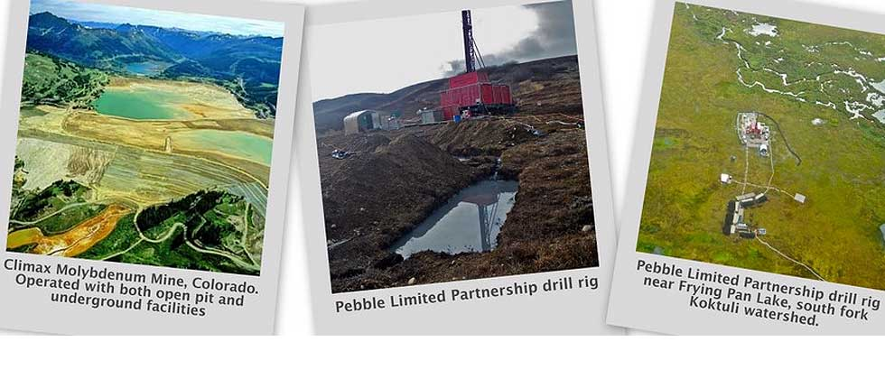 Pebble Mine Info